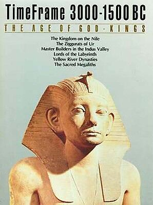 Time-Life TimeFrame 3000-1500 BC Ancient Egypt India Aegean Babylon Celts China