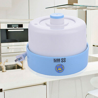 1.2L Stainless Steel Automatic Yogurt Maker DIY Delicious Yoghurt Container