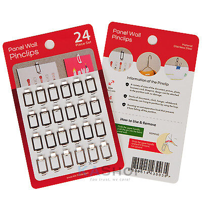 Fabric Cubicle Wall Clips and Hooks, PinClips for Clothes Panel , Cloth Walls