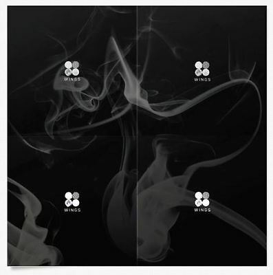 BTS - Wings(2nd Album)[All 4 Ver Set]-US SELLER