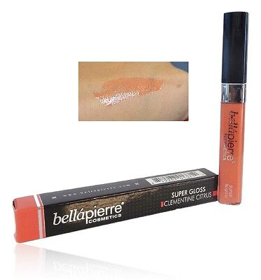 BellaPierre Super Gloss (Clementine Citrus) 9ml NEU&OVP