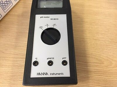 Portable PH Meter - HANNA - brand new boxed