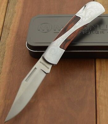Boker Magnum Grace II Pocket Knife Folding Knives LockBack 01YA110