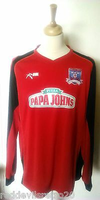 Galway United (League of Ireland) Official Rival LS Football Shirt (Adult Large)