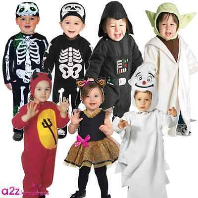 Toddler Boys Girls Costume Halloween Kids Child Fancy Dress Outfit 0-3 Years