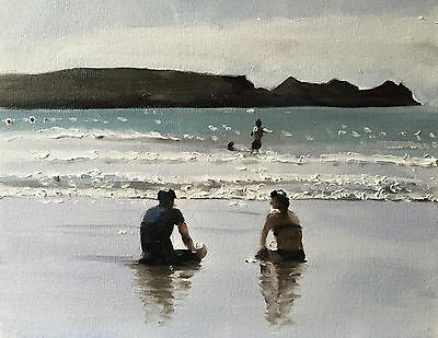Art Print 8 x 10 inches from Original Oil Painting by James Coates - signed