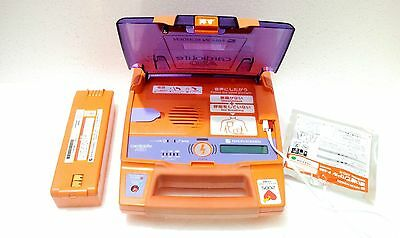 Nihon Kohden Cardiolife Aed Automated External Heart Starter