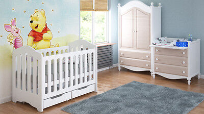 Cot Beds For Babies 120x60x95