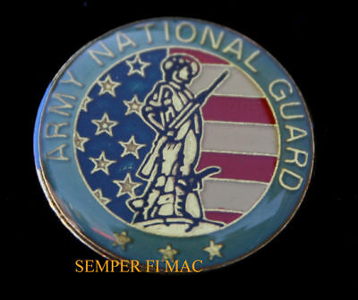 Us Army National Guard Lapel Logo Hat Pin Up Veteran Marines Navy Air Force Uscg