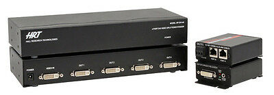 Hall Research Technologies UD2A-EDID DVI Extender with EDID Management
