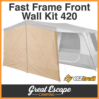 OZtrail Fast Frame Front Wall Kit to suit 420 Cruiser or Tourer