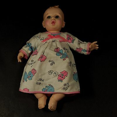"Vintage Gerber Baby doll 11"" long marked Gerber Products Co"
