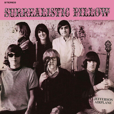 Jefferson Airplane - Surrealistic Pillow [New CD] Bonus Tracks, Rmst