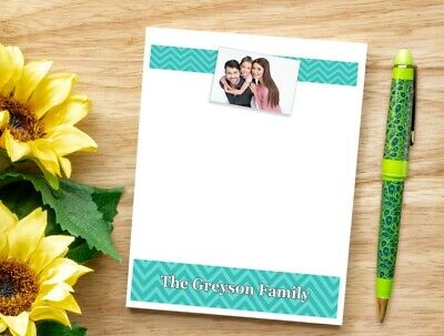 Personalized Notepad With Your Own Photo Or Image