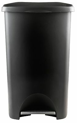 HOME 45 Litre Pedal Bin - Black. From the Official Argos Shop on ebay