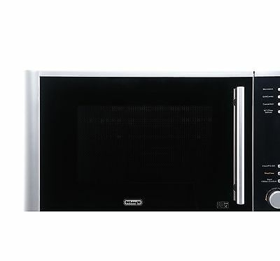 DeLonghi AC9EF Combi Microwave - Silver. From the Official Argos Shop on ebay