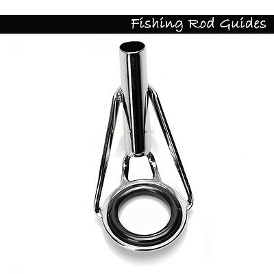 Fishing Rod Pole Guide Tip Top Ring Eye Replacements 2.8mm