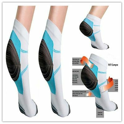 New Foot Compression Socks For Plantar Fasciitis Heel Spurs Arch Pain Sock 1Pair