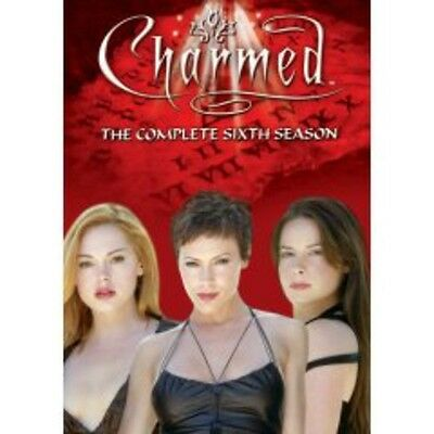 Charmed: The Complete Sixth Season [6 Discs] (2006, DVD NEW)
