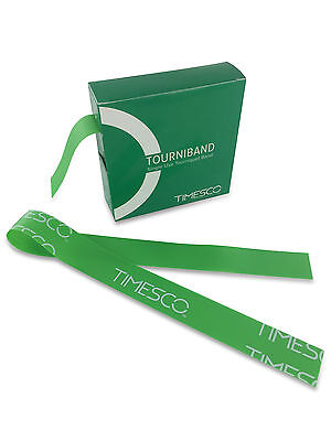 Single Use 'Stretch Band' Tourniquet - 4 Packs of 25 (100) - D80.100