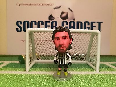 Statuina ANDREA PIRLO #21 JUVENTUS FC  NEW VERSION football action figure 7 cm