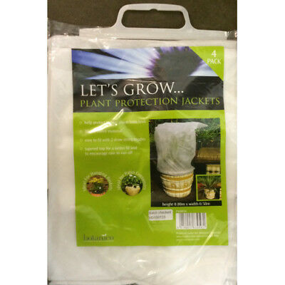 Botanico Plant Protection Jackets - Small H80cm x W58cm