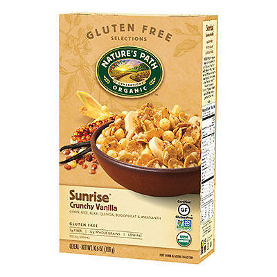 Nature's Path Sunrise Crunchy Vanilla 300g