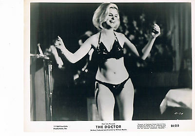 Lorraine Rogers The doctor and the playgirl - Vintage publicity Photograph