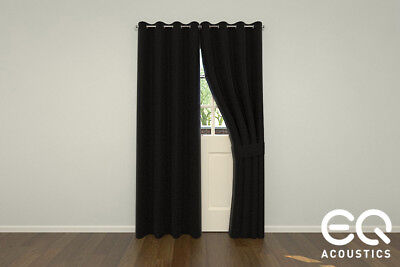 Serge Acoustic Curtain by EQ Acoustics