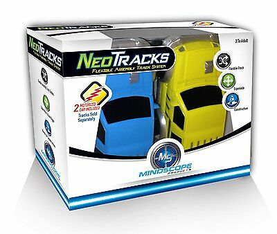 Mindscope Neo Tracks 2 Additional Cars, New, Free Shipping