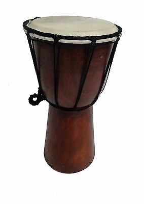Miniture Djembe Drum - 30cm high with 15cm head