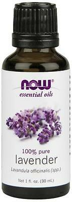 Now Foods Lavender Essential Oil -  1 Oz - Free Shipping