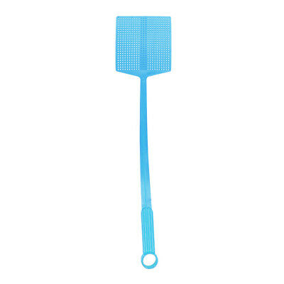 Hand Insect Fly Swatter Bug Mosquito Killer Wasp Pest Control Swat - Blue