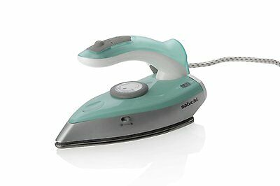Sabichi 1200W Reverse Handle Dual Voltage Compact Steam Travel Iron 178138
