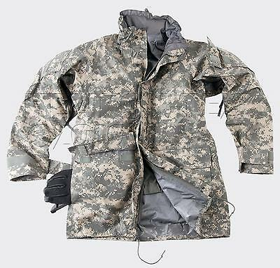 Helikon Tex US GEN II Army ECWCS cold wet weather Jacke ACU UCP AT Digital Large