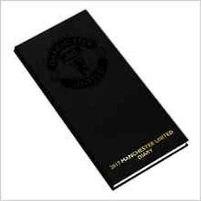 Manchester United Official 2017 Diary NEW
