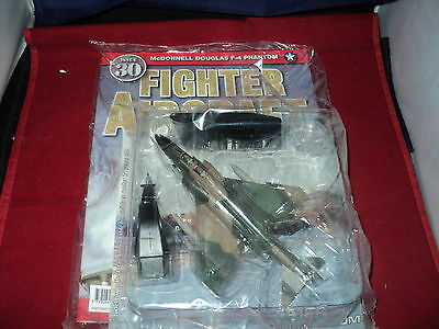 Fighter Aircraft - Issue 30 - McDonnell Douglas F-4 Phantom - USA - 1967 - 1/100