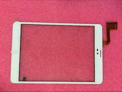 """New For 7.85"""" Inch ZTE E8Q Tablet PC Touch Screen Digitizer (with glue) F7U8"""