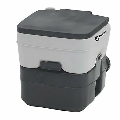 OUTWELL 20 Liter Campingtoilette mobile Toilette WC Chemie Camping