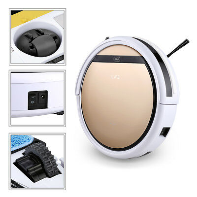 Ilife V5S Robotic Vacuum Cleaner Cordless Dry Wet Sweeping Cleaning Machine