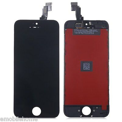 LCD Display+Touch Screen Digitizer Assembly Replacement for iPhone 5C+8pcs Tools