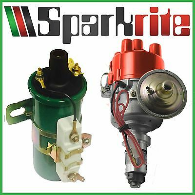 Sparkrite 59D Rev Limiter Electronic Ignition Distributor + Coil 1275cc A+ Mini
