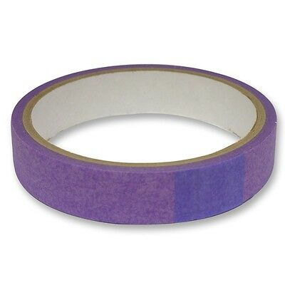 HUNKYDORY 1 ROLL Purple LOW TACK TAPE 19mm Wide x 10m roll ESS21