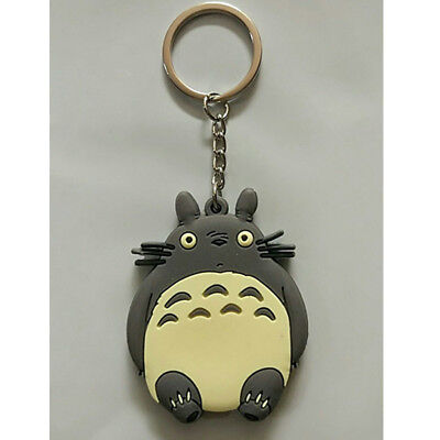 pvc my neighbor totoro silica gel keychain keyring 0 99 picclick uk