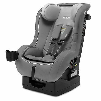 RECARO Roadster XL Convertible Car Seat in Aluminum Grey New!! Free Shipping!!