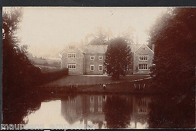 Unknown County Postcard - Unlocated Large Country House   MB2481