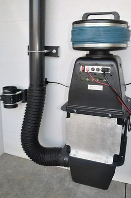 Safe Room 18 Positive Pressure Residential HEPA NBC Air Filtration System