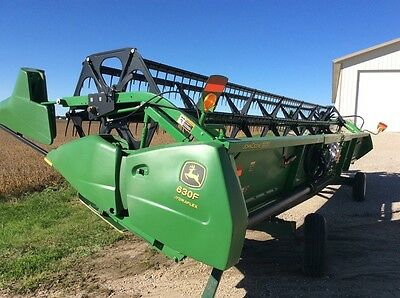 2006 John Deere 630F Headers