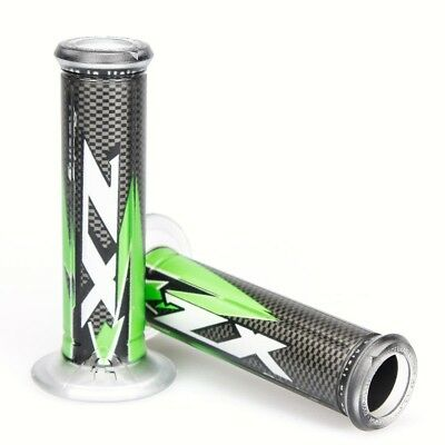 Lenkergriffe Set Road Grip Kawasaki Zx-Racing 125Mm Grün » Kawasaki Gpz 900