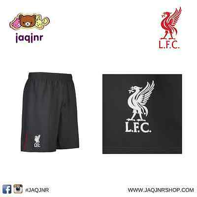 Official New Balance Soccer - LIVERPOOL FC KIDS THIRD KIT SHORTS *Size - Large*